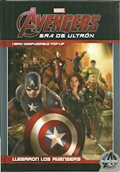 Libro Llegaron Los Avengers