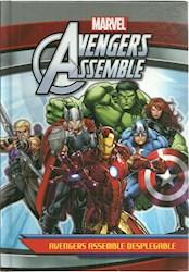 Libro Avengers Assemble Desplegable