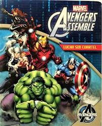 Papel Avengers Assemble Lucha Sin Cuartel
