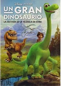 Papel Un Gran Dinosaurio - La Historia De La Pelicula En Comics