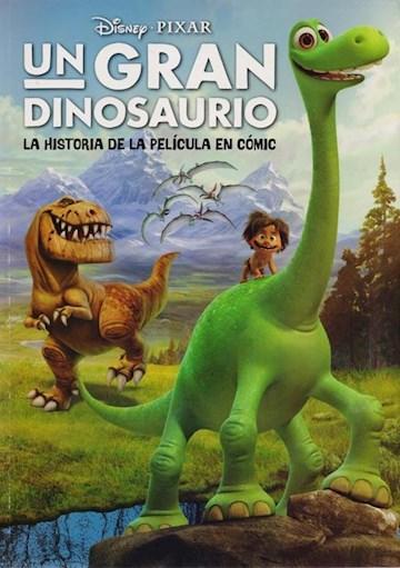 Papel Un Gran Dinosaurio - La Historia De La Pelicula En Comic