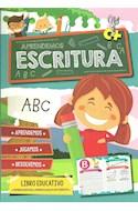 Papel APRENDEMOS ESCRITURA (LIBRO EDUCATIVO) (RUSTICO)