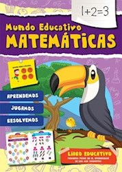 Libro Mundo Educativo Matematicas
