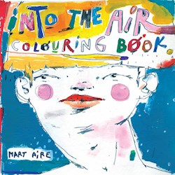 Libro Into The Air -Colouring Book