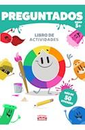 Papel PREGUNTADOS LIBRO DE ACTIVIDADES (MAS DE 50 STICKERS)