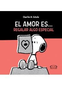 Papel Snoopy - El Amor Es... (Nueva Tapa)