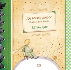 Libro De Donde Vengo ?  El Album De Mi Familia