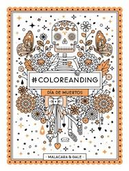 Papel Coloreanding - Dia De Los Muertos