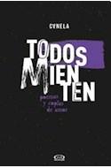 Papel TODOS MIENTEN POEMAS Y COPLAS DE AMOR (CARTONE)
