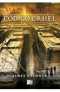 Papel CODIGO CRUEL (MAZE RUNNER)