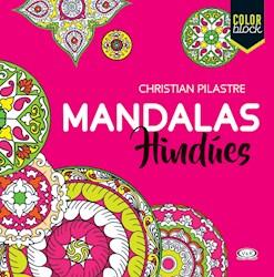 Papel Color Block - Mandalas Hindues