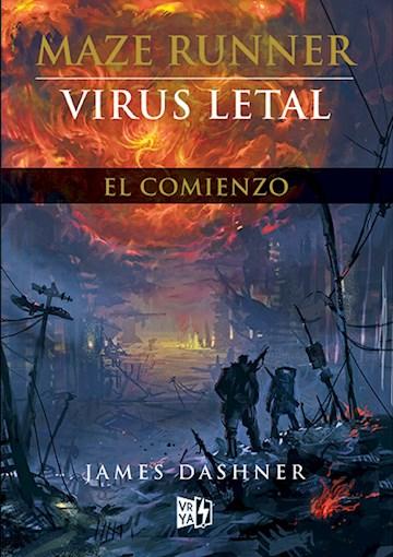 Papel Maze Runner 4 - Virus Letal