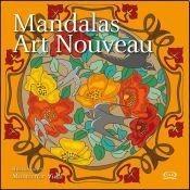 Papel Mandalas Art Nouveau