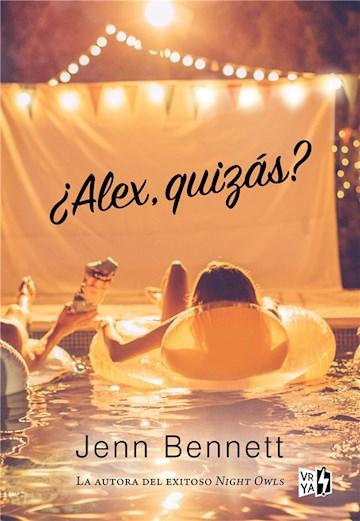 E-book ¿Alex, Quizás?
