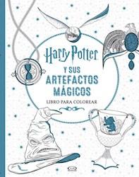 Libro Harry Potter Y Sus Artefactos Magicos