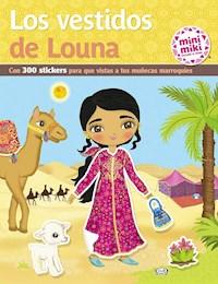 Libro Los Vestidos De Louna
