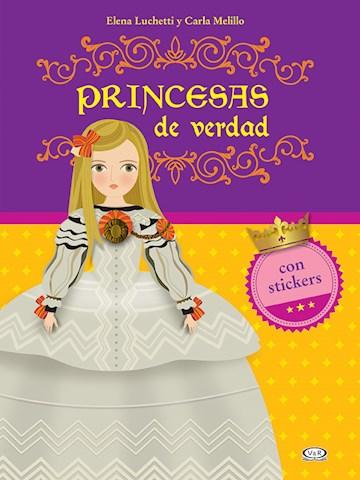 Papel Princesas De Verdad