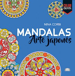 Papel Color Block - Mandalas Arte Japones