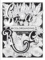 Papel Coloreanding Lettering