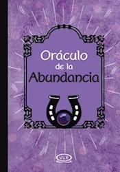 Libro Oraculo De La Abundancia.