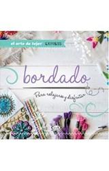 Papel BORDADO PARA RELAJARSE Y DISFRUTAR