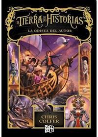 Papel La Tierra De Las Historias 5: La Odisea Del Autor