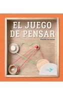 Papel JUEGO DE PENSAR DESAFIA TU MENTE (COLECCION PALABRAS ALADAS) (CARTONE)