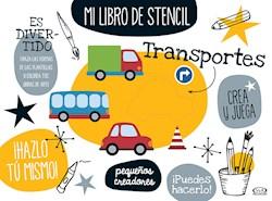 Libro Transportes  - Mi Libro De Stencil