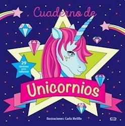 Papel Cuaderno De Unicornios