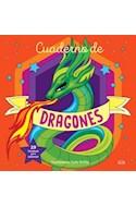 Papel CUADERNO DE DRAGONES (29 LAMINAS PARA COLOREAR) (V&R)