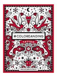 Libro Coloreanding Tattoo