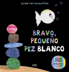 Libro Bravo , Pequeño Pez Blanco