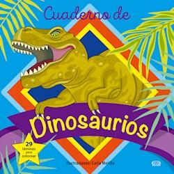 Papel Cuaderno De Dinosaurios