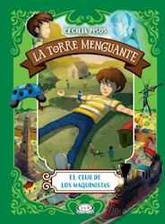Libro El Club De Los Maquinistas