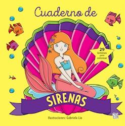 Papel Cuaderno De Sirenas