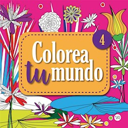 Papel Colorea Tu Mundo 4