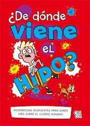 Libro De Donde Viene El Hipo ?