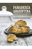 Papel PANADERIA ARGENTINA LAS MEJORES RECETAS PARA HACER EN CASA (TAPA FLEXIBLE)