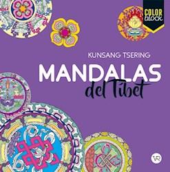 Libro Mandalas Del Tibet  Color Block