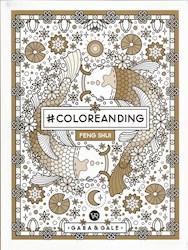 Libro Coloreanding Feng Shui