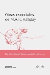 Papel Obras Esenciales De M.A.K. Halliday