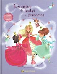 Libro Cuentos De Hadas Y Princesas