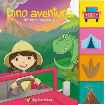 Papel Dino Aventura