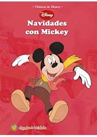 Papel Navidad Con Mickey