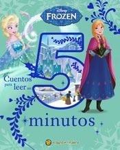 Libro Frozen : Cuentos Para Leer En 5 Minutos