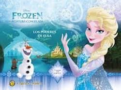 Libro Los Poderes De Elsa (Frozen)