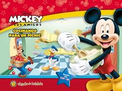 Libro Cocinando Para Un Pic Nic  (Mickey)