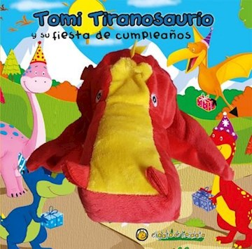 Papel Tomi Tiranosaurio