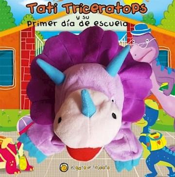 Papel Tati Triceratops