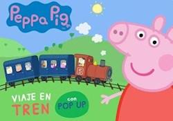 Libro Peppa Pig Viaje En Tren Con Pop Up